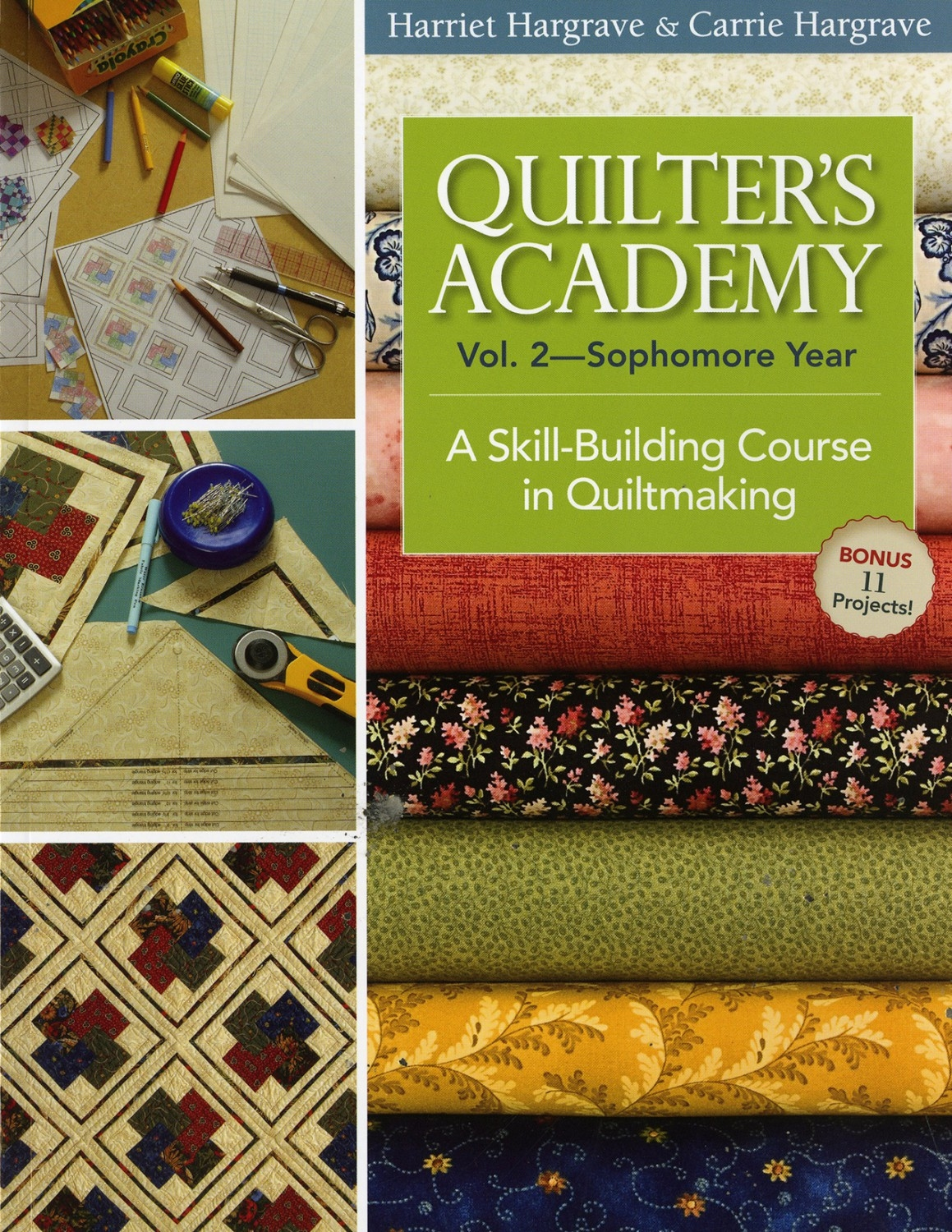 quilter u0026 39 s academy vol  2 sophomore year 10697