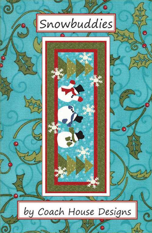 Coach House Designs Snowbuddies CHD1645