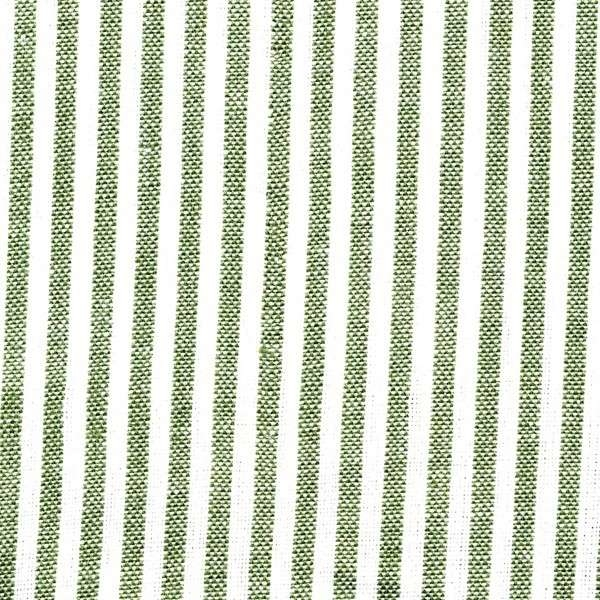 Dunroven House Green Stripe Tea Towel 823-862