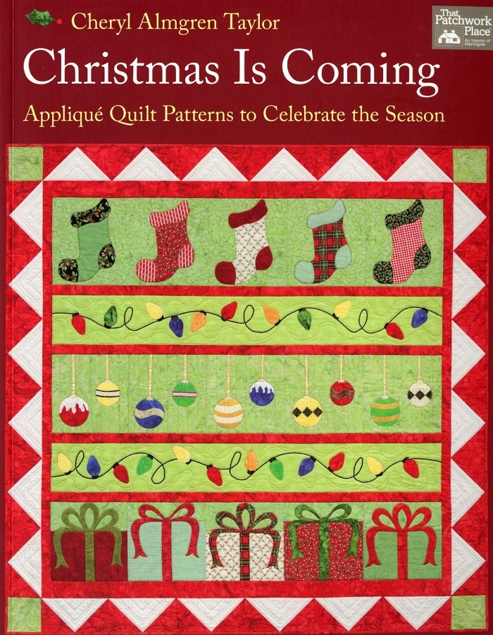 Christmas is Coming by Cheryl Almgren Taylor