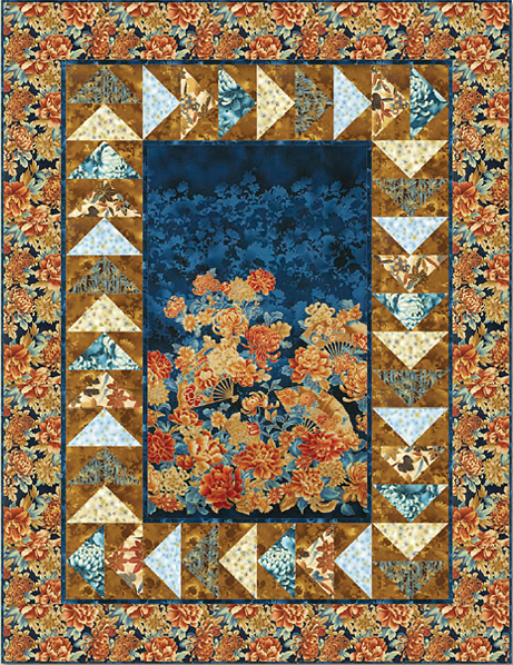 Flight North Pattern By Anna Marie Mcneely