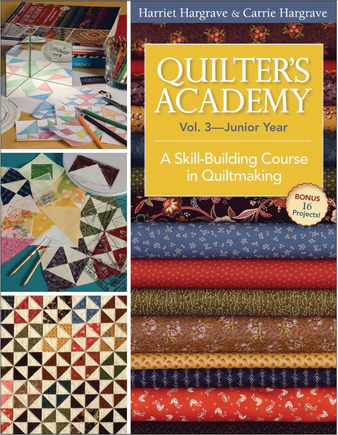 Quilter's Academy Vol. 3 Junior Year 10698