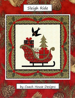 Sleigh Ride Pattern CHD1229