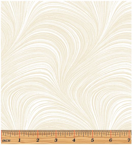 Benartex Wave Texture 2966-07 Cream