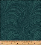 Benartex Wave Texture 2966-84 Teal