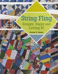 String Fling: Scrappy, Happy and Loving it! KCS047-7