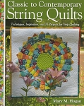 Classic To Contemporary String Quilts L041C