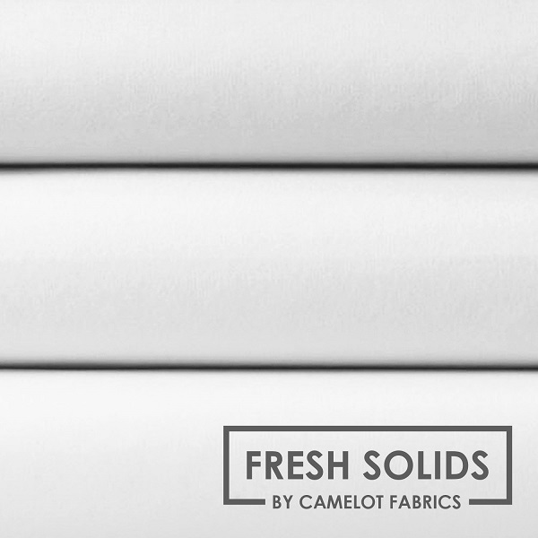 Camelot Fresh Solids 214-0001 White