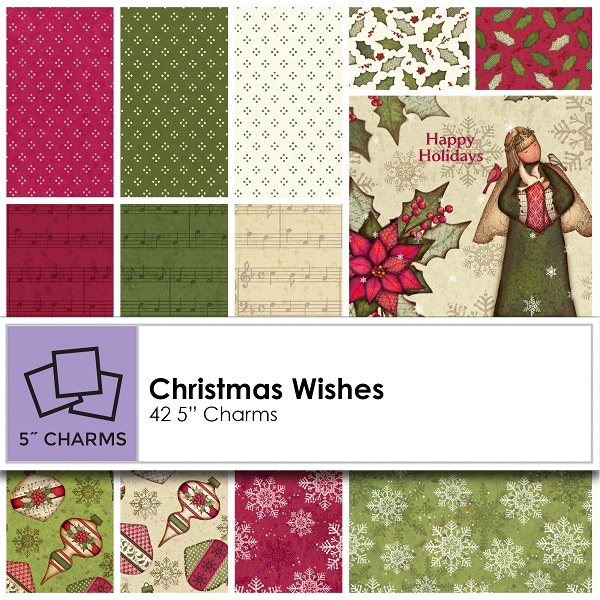 Clothworks Christmas Wishes 5