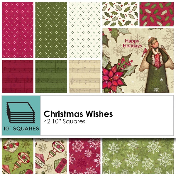 Clothworks Christmas Wishes 10