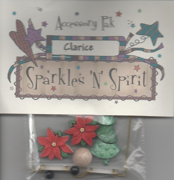 Sparkles 'n' Spirit Clarice Accessory Pack