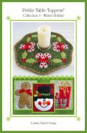 Petite Table Toppers - Winter Holiday
