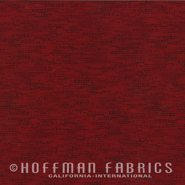 Hoffman Diamonds in the Sky N7541-38 Burgandy