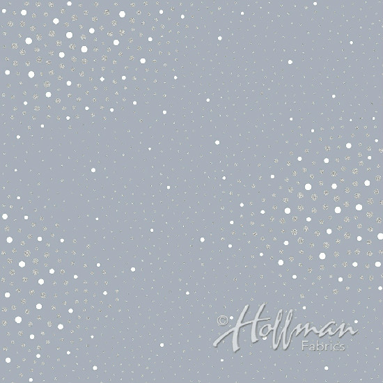 Hoffman Sparkle and Fade P4323-92S Slate/Silver