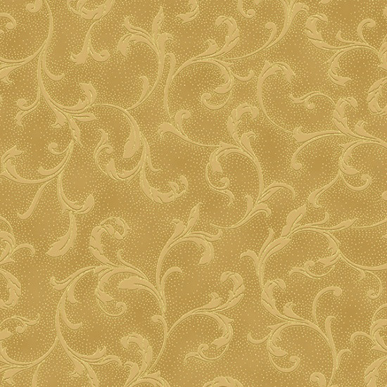 Hoffman Holiday Decadence Gold /Gold S7706-47G