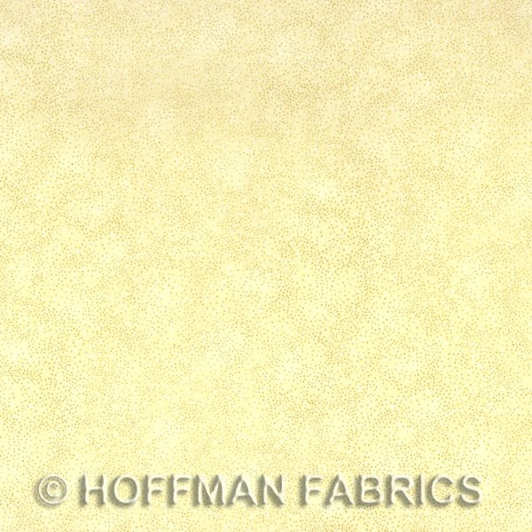 Hoffman Brilliant Blenders Ivory/Gold G8555-22G