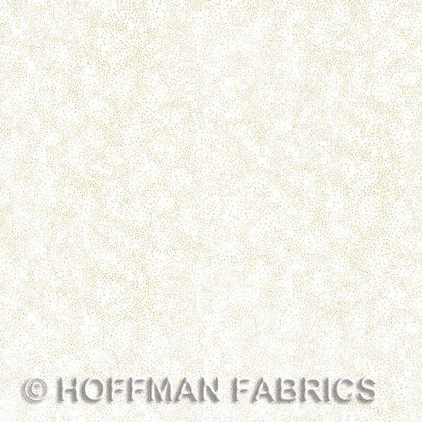 Hoffman Brilliant Blenders White/Gold G8555-3G