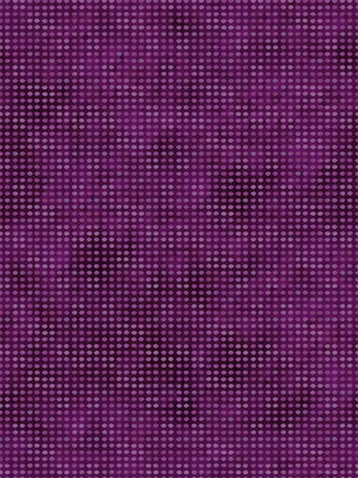 In the Beginning Fabrics Dit-Dot Plum 8AH14