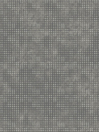In the Beginning Fabrics Dit-Dot Steel Gray 8AH19