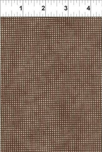 In the Beginning Fabrics Dit-Dot 8AH26 Chocolate