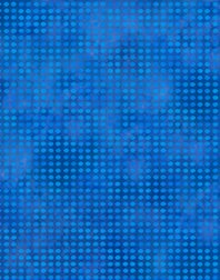 In the Beginning Fabrics Dit-Dot 8AH29 Cerulean