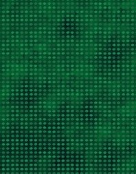 In the Beginning Fabrics Dit-Dot 8AH30 Evergreen