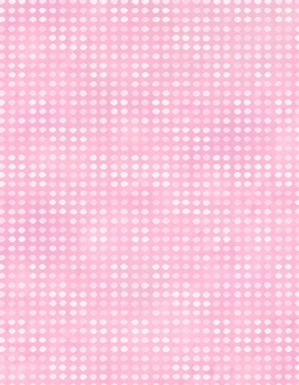 In the Beginning Fabrics Dit-Dot 8AH22 Pink