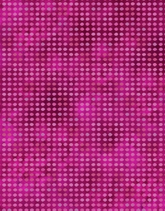 In the Beginning Fabrics Dit-Dot 8AH25 Magenta