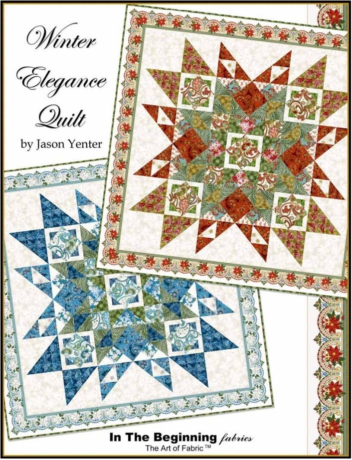In the Beginning Winter Elegance Free Pattern