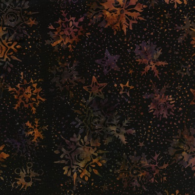 Island Batik Holiday Silent Night HS14A-C1
