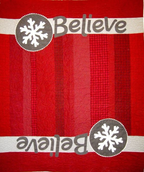 Believe Quilt Kit