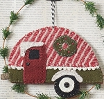 Vintage Camper Ornament Kit BMB1707K