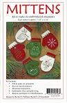 Mittens Ornaments Kit K0508