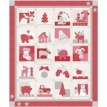 Country Christmas Quilt Kit KIT2960