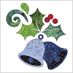 Deck the Halls Applique Kit UE-DTHKit