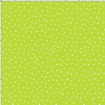 Loralie Designs Lime Dinky Dots 692-219