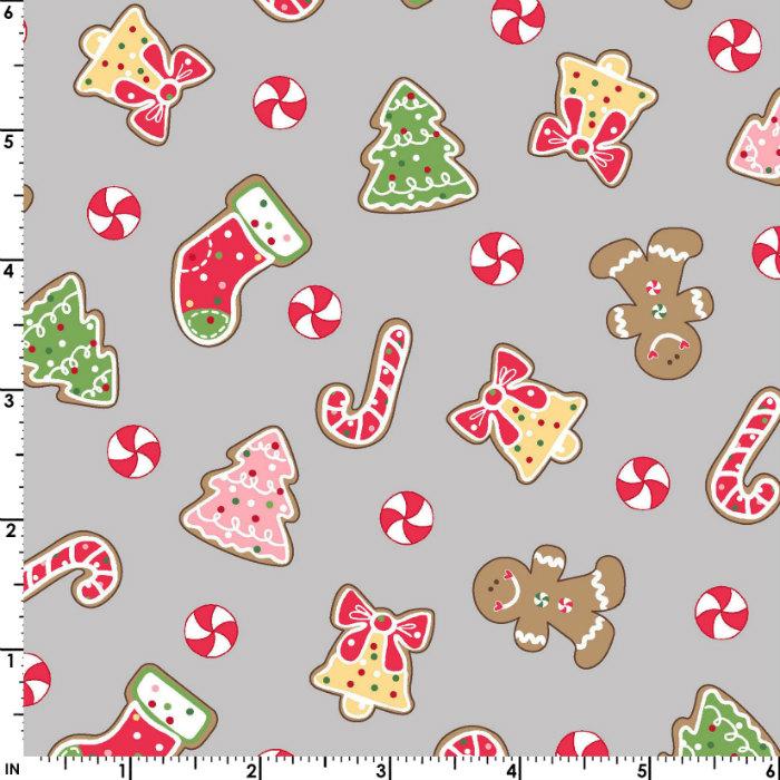 Maywood Studios We Whisk You A Merry Christmas Christmas Cookies Mas9671 K