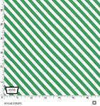 Michael Miller Sugar Stripe Evergreen CX8386-EVER-D