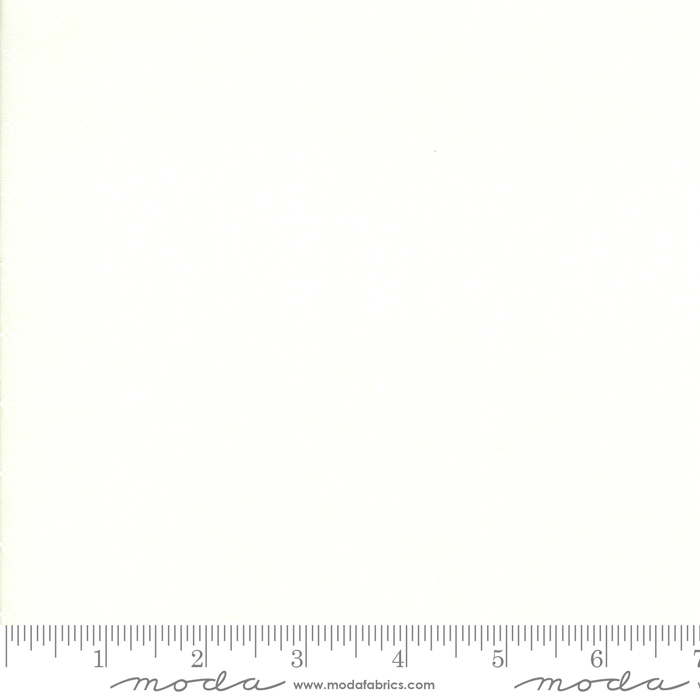 Moda Country Christmas Twinkle Stars White On White 2964-20