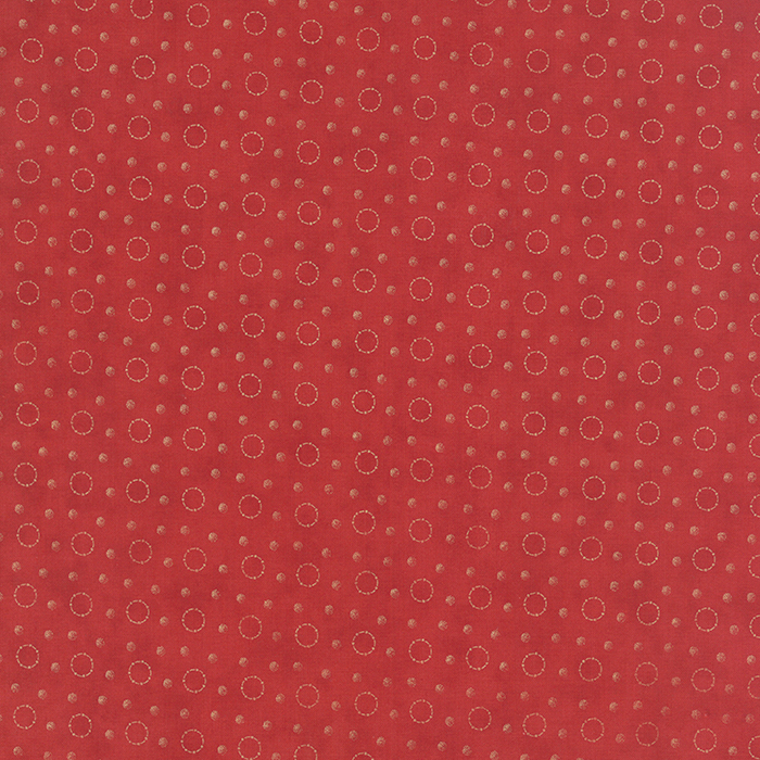 Moda Midnight Clear 44116-13 Crimson Glow