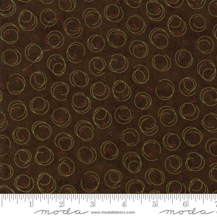 Moda Forever Green 6695-19 Brown