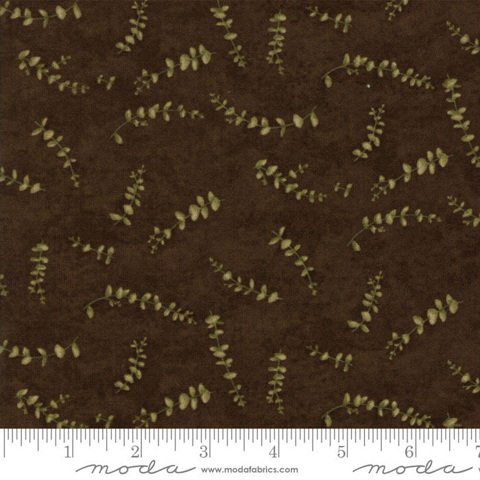 Moda Forever Green 6697-19 Brown