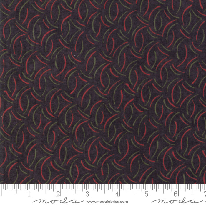 Moda Winter Manor Ebony Motion 6777-17