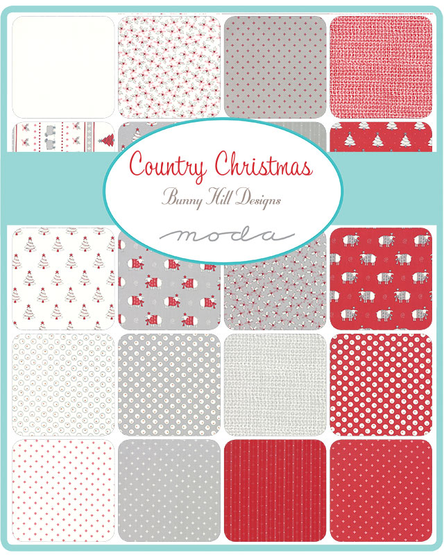 Moda Country Christmas - April 2020