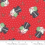 Moda Swell + Sweet Christmas Peppermint 31152-12