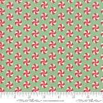 Moda Swell + Sweet Christmas Spearmint 31154-19