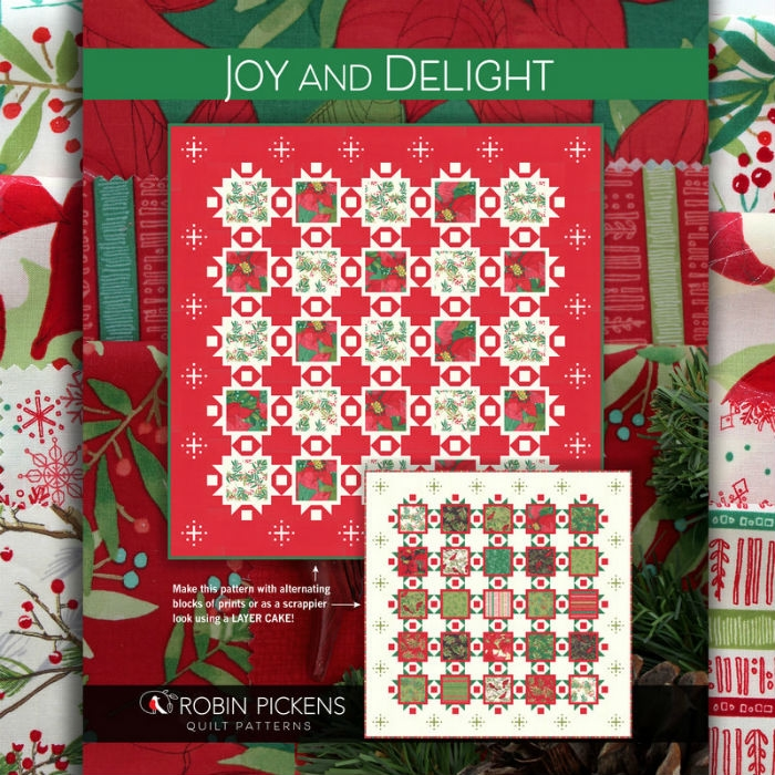 Joy and Delight Pattern RPQP-JAD121G