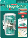 Tailor Mate Magic Fine Pins Patchwork 100pc 217238