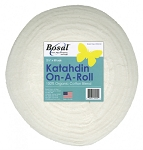 Bosal White Katahdin 2-1/4in X 50yds 390KB-50