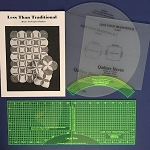 Less Than Traditional Large Basic Template Set QHBS-1001